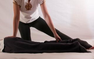 Terapias alternativas. Shiatsu y estiramientos 2